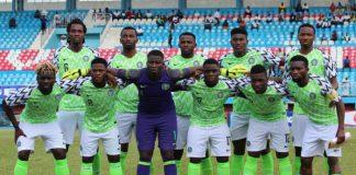 U23 AFCON: Olympic Eagles Crash Out