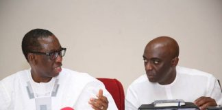 Resign Or Be Sacked, Okowa Warns Non-Committed Health Workers