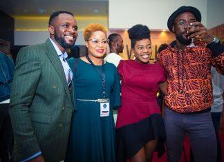 Funmi Iyanda, Olumide Makanjuola, Kunle Afolayan, Others, Witness 'Walking With Shadows' Premiere (See photos)