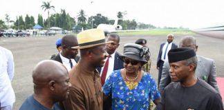 Osinbajo Visits Port Harcourt