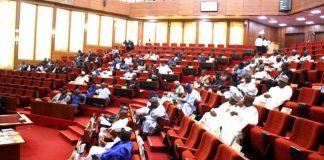 Senate Passes Finance Bill