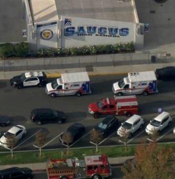 BREAKING: Shooting In Southern California High School