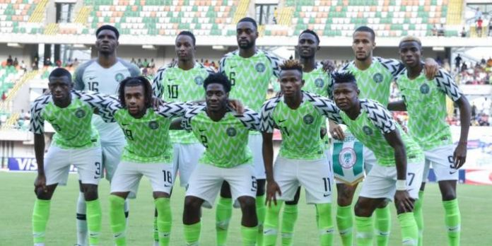 (UPDATED) 2021 AFCON Qualifier: Eagles wallop Lesotho's Crocodiles 4-2 To Stay Top Of Group