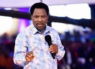 South Sudan President Invites TB Joshua For Prayers