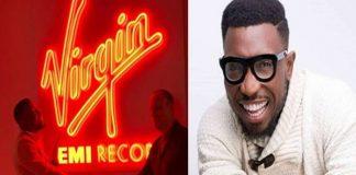 Timi Dakolo Signs New Deal With Virgin EMI
