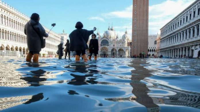 Venice Floods: Italy To Declare State Of Emergency Over Damage