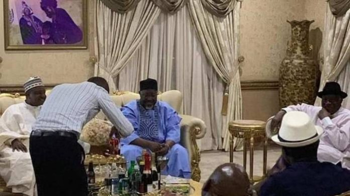 Why We Visited Jonathan — APC Leaders