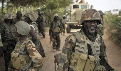 Army Troops Rescue Octogenarian, Others From Boko Haram Terrorists
