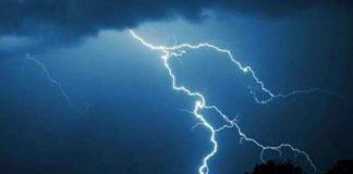 Lightning kills Six, Injure 11 Others