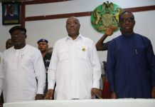 Carry On From Where Your Predecessors Stopped, Okowa Urges Political Appointees