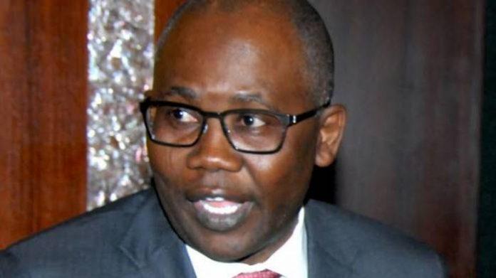 Interpol Frees Former AGF, Adoke