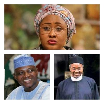 Garba Shehu's Loyalty Is In Doubt, He Should Resign - Aisha Buhari