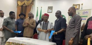 Ezeife, Others Commend Oguejiofor, Rotech Energy For Taking Luxury Estate Dream To Nkwelle