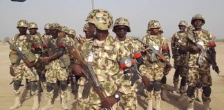 Army Troops Neutralise More Boko Haram/ISWAP Terrorists, Rescue Victims In Borno