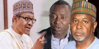 Buhari Not Pressured To Release Dasuki, Sowore, Says PSC
