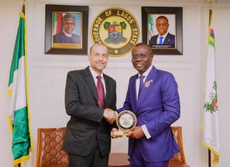 We'll Strengthen Business Environment In Lagos – Sanwo-Olu
