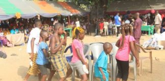 Christmas: Justice Nyesom-Wike Hosts Odiokwu Community