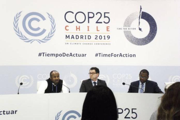 UN Climate Talks Hit Rough Waters