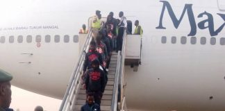 168 Stranded Nigerians Return From Libya