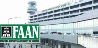 FAAN Bars Escorts At Airports