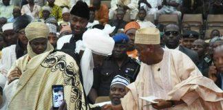 Kano Emirate Bill: Signed, Sealed, Delivered