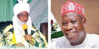 I've A Request To Dethrone Emir Sanusi – Ganduje