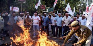 Japanese Prime Minister, Abe's India Visit Postponed Amid Violent Protests