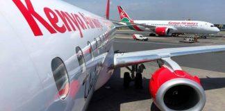 Kenya Airways Names New Acting CEO