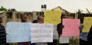 Lekki Residents Protest Against Proposed Location Of 5-storey School Building In Residential Estate