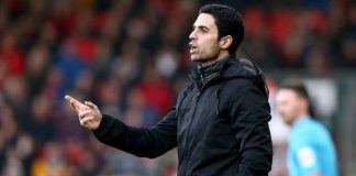 Bournemouth vs Arsenal match: Arteta's First Game in-charge Ends 1-1 Draw