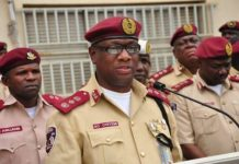 Festivities: FRSC Deploys 605 Officers, Marshals In Gombe