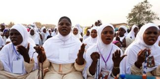 Muslim Women Felicitate With Christians On Christmas, Pray For Peace, Love