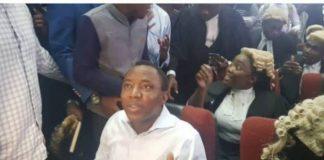 Nigerians React to Sowore, Bakare's Re-arrest