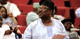 Senate President Swears-in Smart Adeyemi As Senator