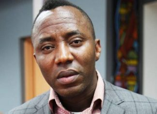 Court Orders DSS To Release Sowore Within 24 Hours, Awards N100, 000, Cost Against Agency