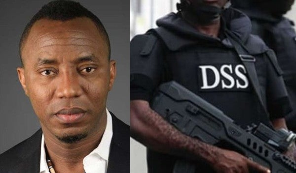 Sowore:DSS Does not Need Presidency's Permission To Act