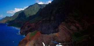 U.S. Coast Guard Searching For Helicopter Carrying Seven In Hawaii
