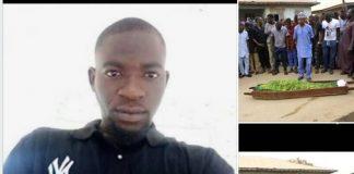 Final-year Varsity Student Killed By Gunmen