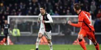 Ronaldo Double Puts Juventus Back Top Of Serie A