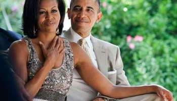 Barack Obama Pens Love Note To Wife As She Turns 56