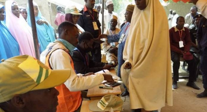 Hon. Auwal Jatau, candidate of the Peoples' Democratic Party (PDP), has emerged winner of Saturday's supplementary elections for Zaki Federal Constituency in Bauchi state. Announcing the result in Zaki town on Saturday, the Returning Officer, Prof. Ahmed Kutama of Federal University, Dutse, said Jatau polled 15,405 votes to defeat his closest rival, Umar Tata of the All Progressive Congress (APC), who secured 15,307 votes. READ ALSO: News Agency of Nigeria (NAN), reports that Jatau contested with 19 candidates of other political parties. The result of the Gamawa Federal Constituency re-run election is still being awaited.