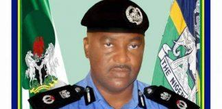 Commissioner of Police, Mr. Ahmed Abdurrahman,