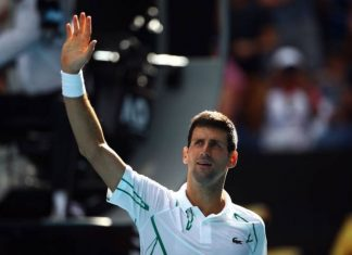 Djokovic Puts On Serving Masterclass To Breeze Past Nishioka