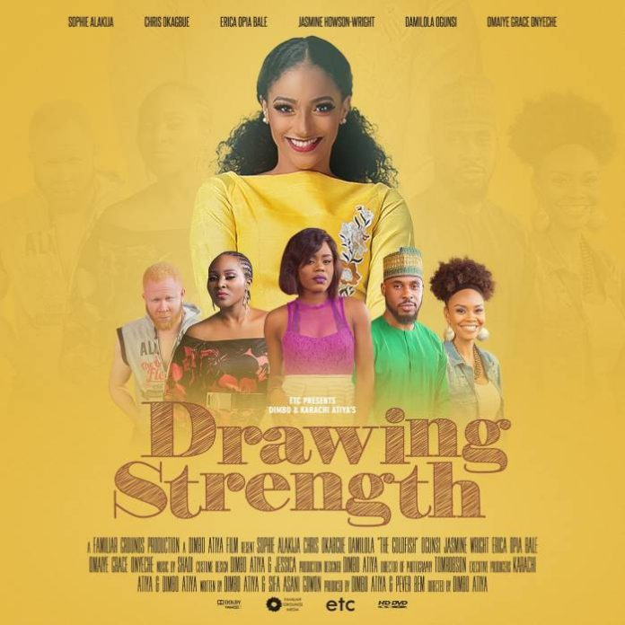 """Advocacy Movie, """"Drawing Strength"""", Premieres In FCT"""
