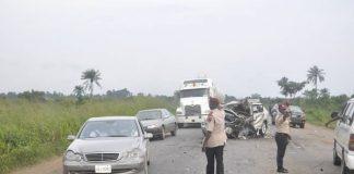 Three Die In Auto Crash In Niger