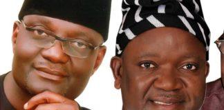 JIME Vs ORTOM: Supreme Court Affirms Ortoms Election