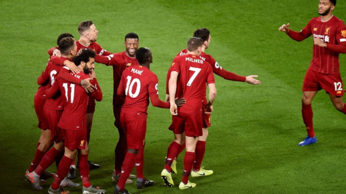 Liverpool Set Points Record After 21 EPL Games