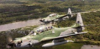 Combat Operations: NAF Set To Induct 2 New Augusta Attack Helicopters