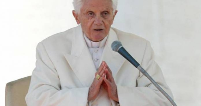 Don't Change Celibacy Rules For Catholic Priests, Pope Benedict Tells His Successor