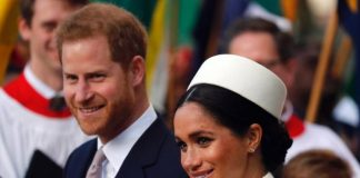 Britain's Prince Harry, Meghan To Surrender Their 'Royal Highness' Titles